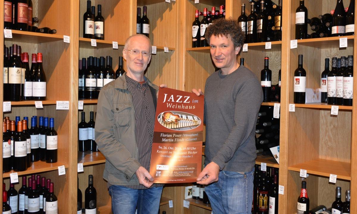 Manfred Menke und Robert Bücker