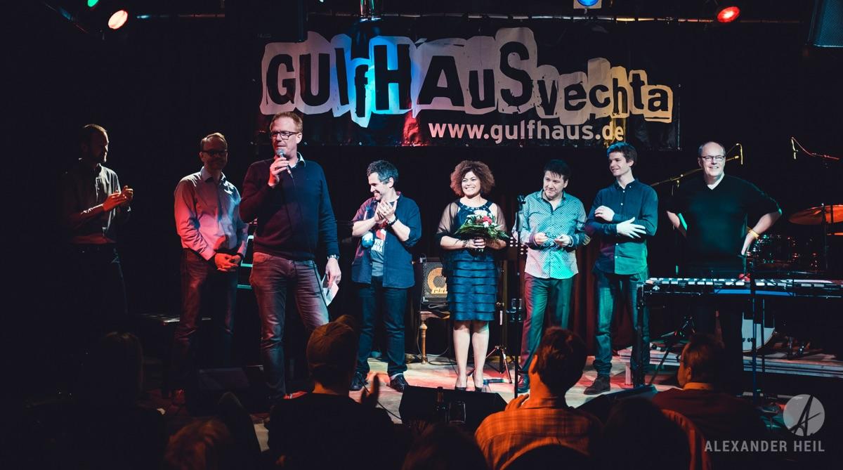 NICE BRAZIL / Jazz Gulfhaus / 25. Nov. 2016