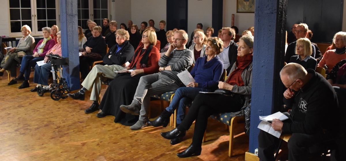 Zeitgenössische Musik · Ökonomie Burg Dinklage · 17. November 2019