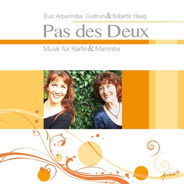 Arparimba · CD-Cover · Pas Des Deux