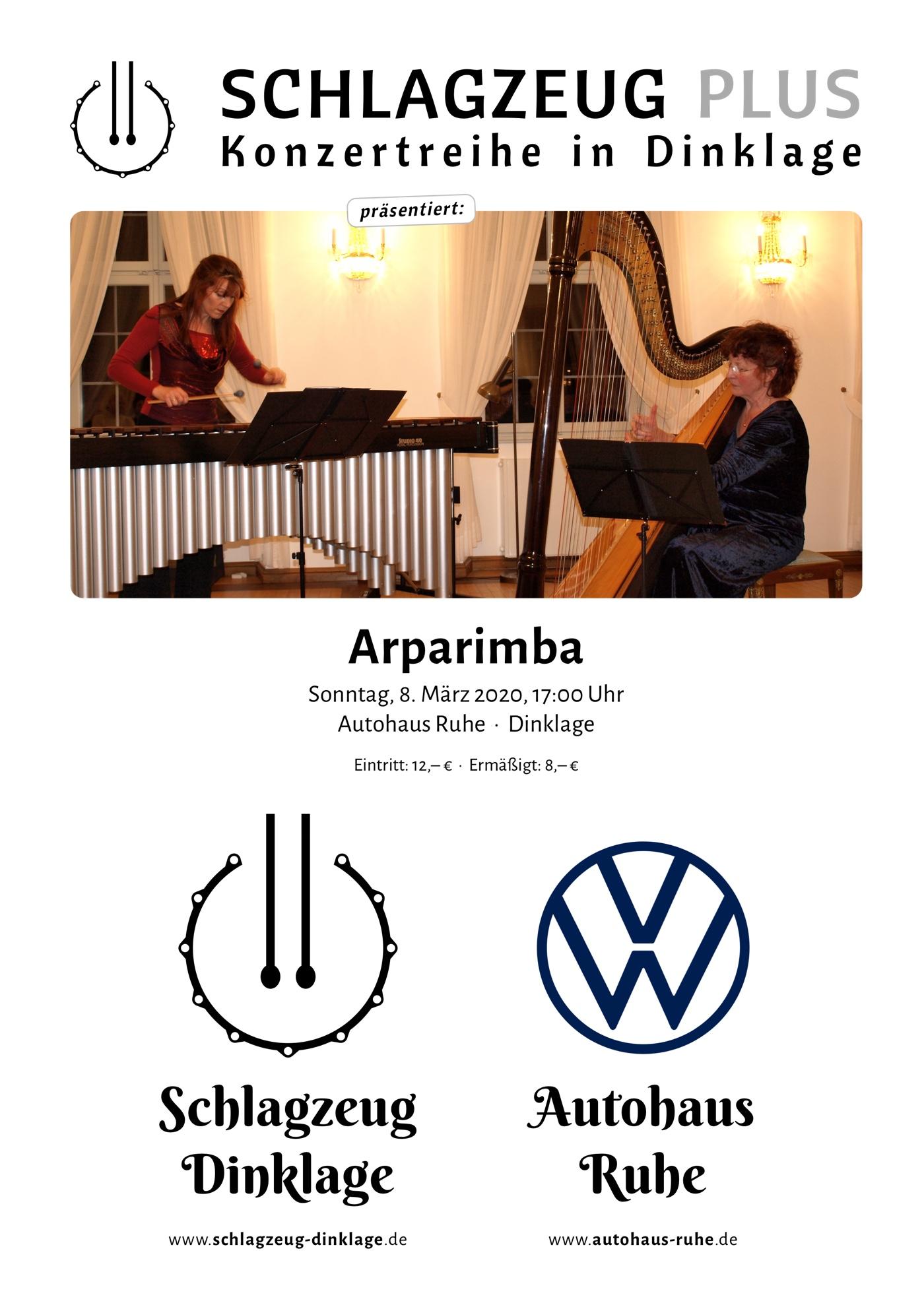 Arparimba · Programmheft