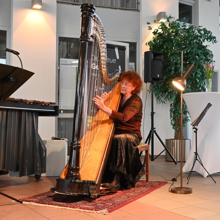 ARPARIMBA · Passacaglia · Harfe-Solo Gudrun Haag