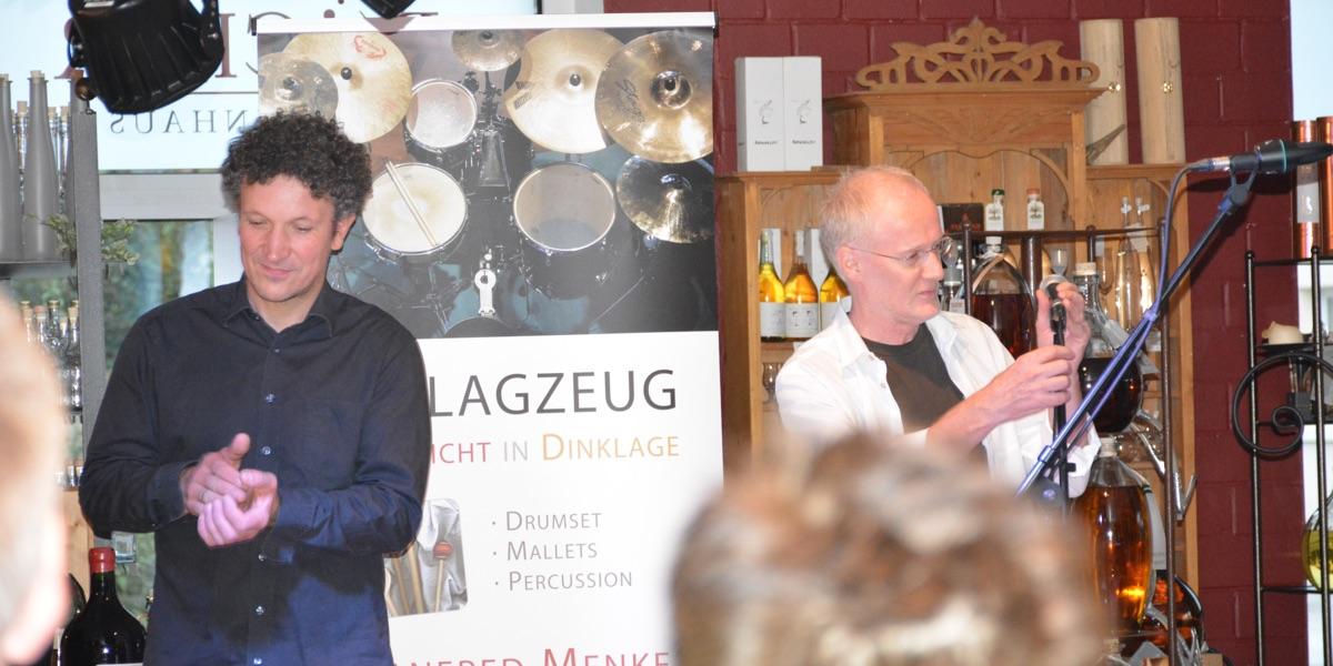 JAZZ im Weinhaus Bücker