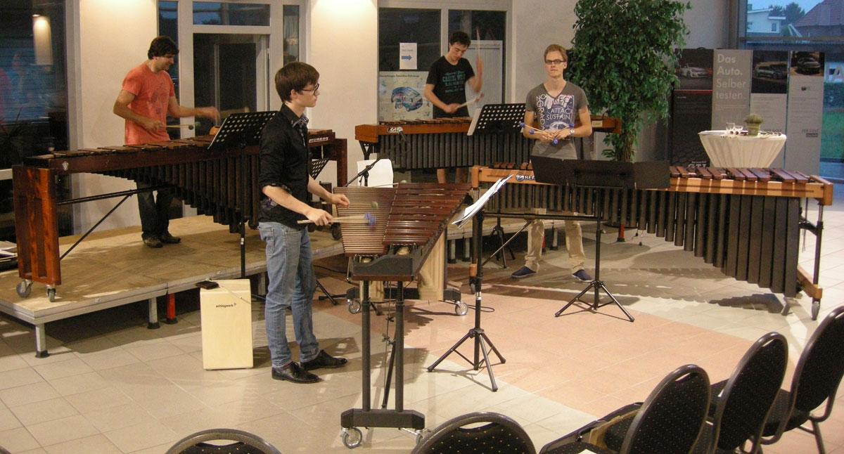 Marimba-Konzert