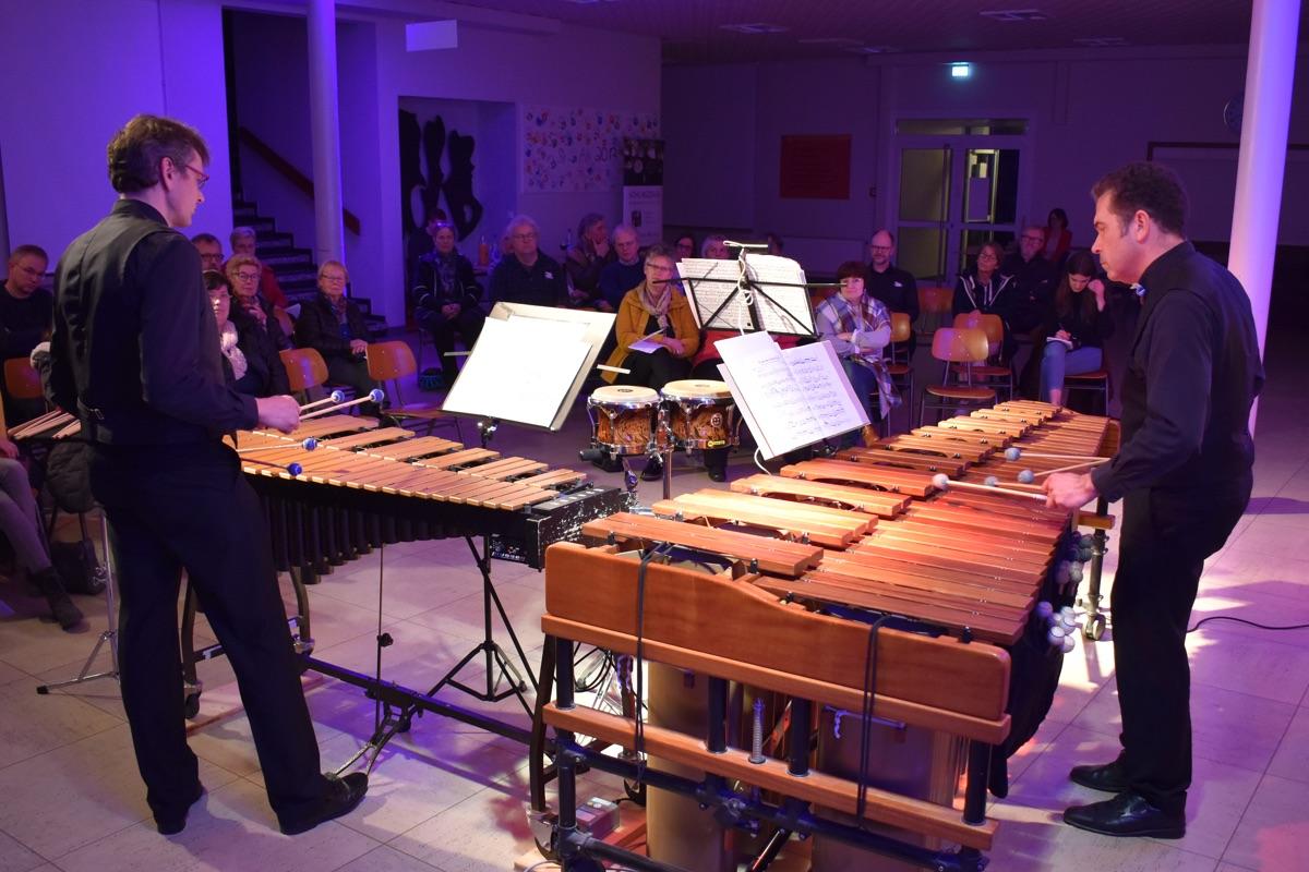 Triomotion · Bernhard Betzl und Rüdiger Pawassar