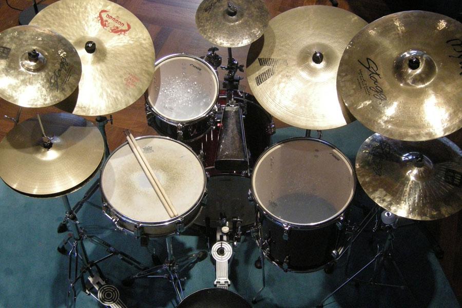 MM-Drumset 2008