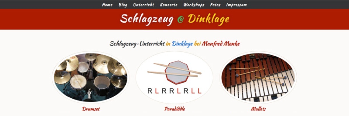 Neue Optik für die Homepage!
